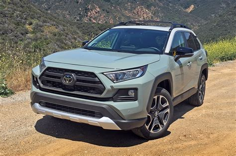 This was the first compact crossover suv. 2019 Toyota RAV4 Adventure Review: Worthy of Taking One ...