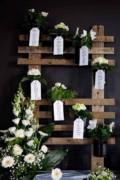 plan de table en bois id 233 e d 233 co pour le plan de table du mariage mlle escarpins