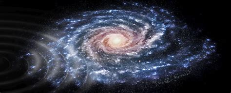 Have Detected Signs Our Milky Way Colliding With