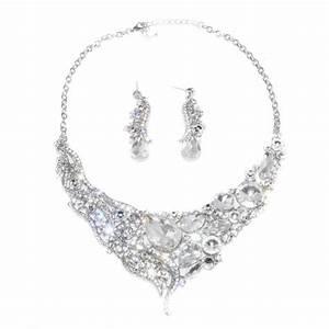 parure bijoux mariage strass With bijoux mariage strass