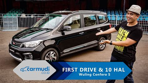 Review Wuling Confero by Wuling Confero S 2017 Indonesia Drive Review 10