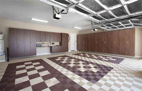 Garage Flooring Ideas And Options   Custom Closet and Garage