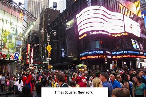 New York City Tour And Hotel Packages  Comfort Tour