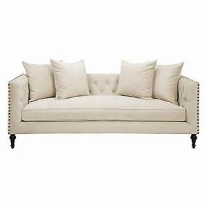 tufted nailhead sofa greenwich modern tufted linen With tufted nailhead sectional sofa