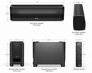 Bose U00ae Cinemate 15 Home Theater Speaker System
