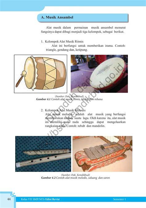 Berisi berbagai contoh jenis alat musik melodis tradisional dan modern beserta pengertian, gambar, penjelasan, sejarah, asalnya, dan sebagainya lengkap. Sebutkan 3 Contoh Alat Musik Melodis Dalam Bermain Musik Ansambel - Berbagai Contoh Materi