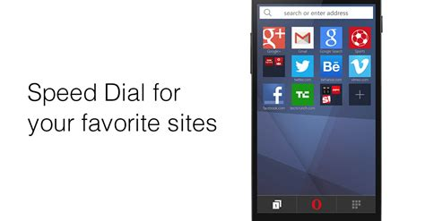 opera mini is here for your windows phone