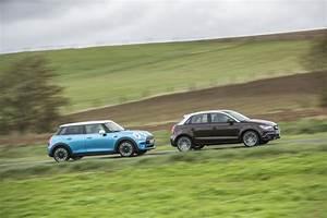 Longueur Mini Cooper : essai comparatif mini cooper 5 portes vs audi a1 sportback l 39 argus ~ Maxctalentgroup.com Avis de Voitures