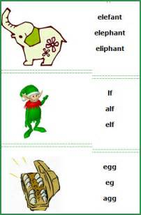 Words That Start with Letter E