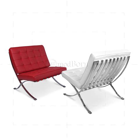 canape barcelona mies der rohe ludwig mies der rohe barcelona style chair white leather