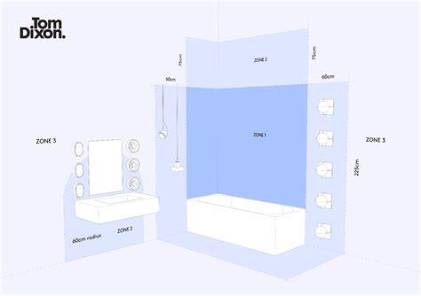 bathroom lighting zones ip homebase bathroom light