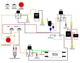 similiar 5 way switch wiring keywords nitrous wiring diagram nitroustbrake wiring diagram yellow bullet
