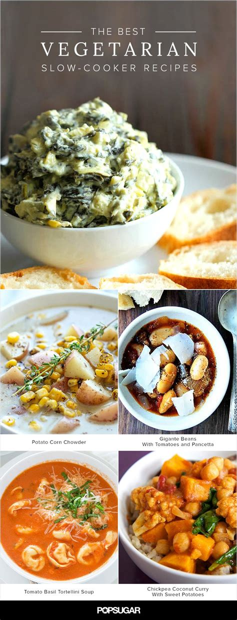 cooker recipes vegetarian 14 satisfying vegetarian meals you can make in your crockpot fit o matic