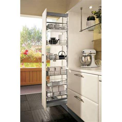 colonne coulissante cuisine aménagement armoire placard coulissante accessoires de