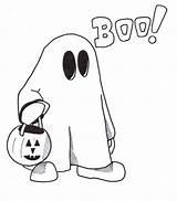 Ghost Coloring Clipart Halloween Printable Holy Outline Sheet Kolorowanki Dzieci Duch Dla Cartoon Colouring Poney Liro Colorear Dibujos Clipartmag Imprimir sketch template