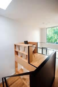 bureau en mezzanine chambord residence by naturehumaine coin bureau en mezzanine