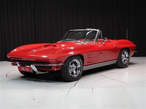 Corvette C2 Sting Ray 1963 | Corvette c2, Corvette, Sell car