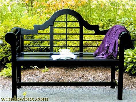 garden bench planter garden benches  sale