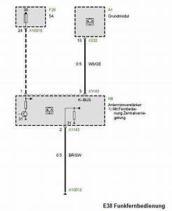 Schaltplan Bmw E46 Heckklappe