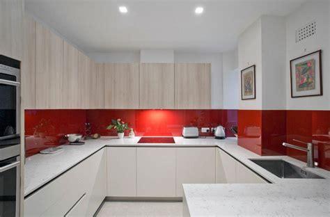 cuisine blanche et inox charmant cuisine blanche et inox 3 cuisine en u ouverte