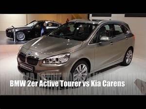 Kia Carens Active : bmw 2er active tourer 2014 vs kia carens 2014 youtube ~ Medecine-chirurgie-esthetiques.com Avis de Voitures