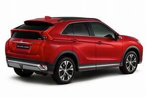 New Mitsubishi Eclipse Cross Suv Revealed