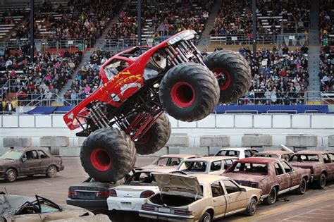 monster truck show charleston sc what s new at the fair south sound magazine