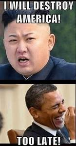 Kim Jong Un VS Barack Obama | Owned.com