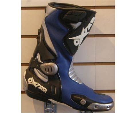oxtar motocross boots oxtar tcs evo rx blue motorcycle boot cms exeter