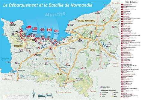 Carte De Plage Normandie by Les Plages Du D 233 Barquement Et Leurs Mus 233 Es Altos Hotel