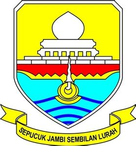 orari lokal kota jambi lambang kabupaten  provinsi jambi