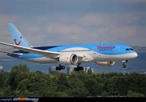 Boeing 787-8 Dreamliner Aircraft