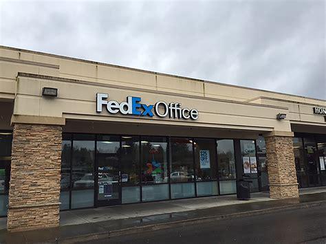 Ship Fedex by Fedex Office Print Ship Center Olympia Washington Wa