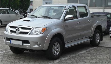 Used Toyota Hilux Pick Up  Japanese Used Vehicles For Sale