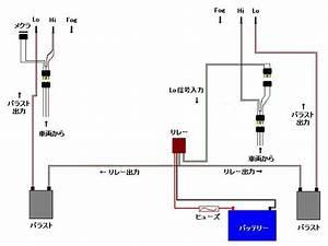 Xenon Hid Headlight Wiring Diagram Hid Light Wiring