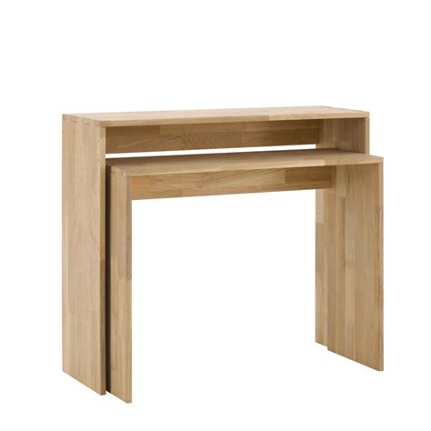 meuble de bureau fly table console kizy fly