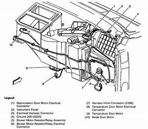 99 Dodge Ram Blower Motor Resistor Wiring Diagram