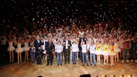 Last Curtain Call At The Tico by Meet Billy Elliot Betm