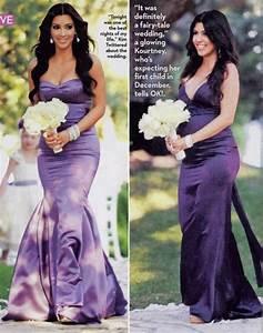 Bridesmaid Drama – Brown Skin tones and Purple Dresses ...