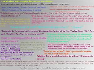 Mortal Instruments Funny Jace Quotes. QuotesGram