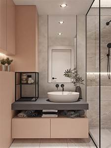 37, Modern, Bathroom, Vanity, Ideas, For, Your, Next, Remodel, 2019