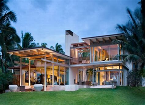 house architecture astounding tropical house design by pete bossley Tropical