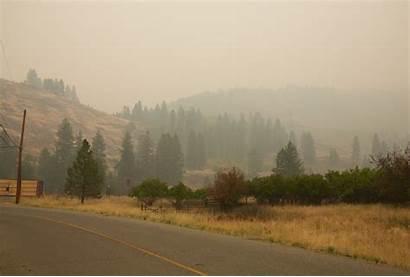 Outside Smoke Wildfire Air Haze Istock Smokey