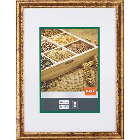 gold bilderrahmen obi holz bilderrahmen gold 30 cm x 40 cm kaufen bei obi