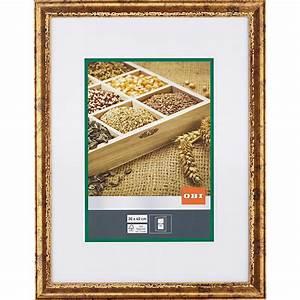 Bilder Mit Rahmen Kaufen : obi holz bilderrahmen gold 30 cm x 40 cm kaufen bei obi ~ Buech-reservation.com Haus und Dekorationen