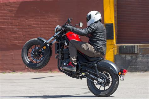 Honda Rebel 300 And 500 First Ride