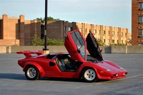 Buy Used Lamborghini Countach 1988.5 Replica In Chicago