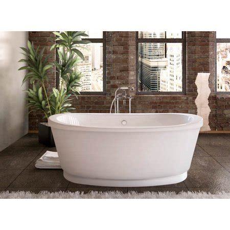 48 freestanding tub atlantis tubs 3666a 36 x 66 x 24 inch