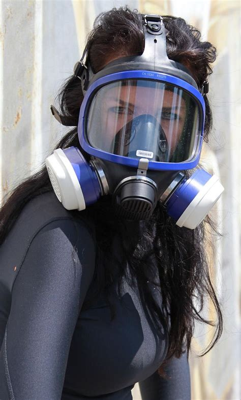 Motorcycle.... (96) | Gas mask girl, Gas mask for sale