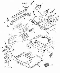 Controls Diagram  U0026 Parts List For Model Msd2456geb Maytag
